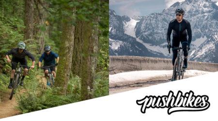 Pushbikes Image